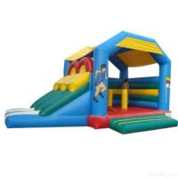 Wholesale Inflatable Bounce House (dual Inflatable Slides) from china suppliers