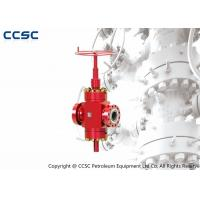 Buy cheap Alloy Steel Frac Wellhead Parts Ball Screw Gate Valve Material Class AA - HH from wholesalers