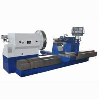Quality Fully Automatic CNC Automatic Lathe Machine , Large CNC Roll Grinding Machine for sale