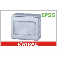 Buy cheap OEM 1 2 3 4 Gang One Way SPST Grid Switches For Kitchen Appliances from wholesalers