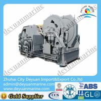 Buy cheap Φ19/20.5/22 Hydraulic anchor windlass from wholesalers
