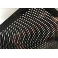 Buy cheap Customized Photo 20 Micron Filter Screen , Metal Mesh Filter Material 0.14-2m Sheet from wholesalers