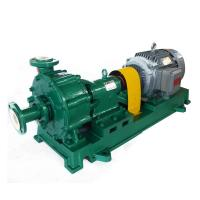 China Centrifugal Slurry Pump for high corrosion liquid with tiny particles on sale