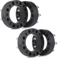 Buy cheap 6061 T6 2 Black Car Wheel Spacers 8 Lug Adapter For Ford F250-F350 99-19 from wholesalers
