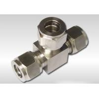 Buy cheap Eaton Parker Swagelok hydraulic fitting from wholesalers