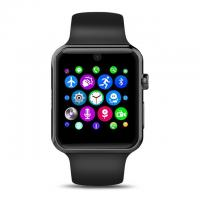 Buy cheap New Bluetooth Smart Watch IWO 1:1 MTK2502C Wearable Devices Sync Notifier Support SIM Card for Apple Ios Iphone Android from wholesalers