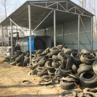 Buy cheap 10 tons Good Price Waste Tyre Plastic To Fuel Oil Pyrolysis Plant for  crude oil from wholesalers
