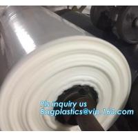 Buy cheap LDPE Plastic Flat Poly Bag with Suffocation Warning, 1 Mil Clear Flat Poly Bags, LDPE Lay Flat Poly Bags Flat Drum Liner from wholesalers