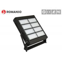 Wholesale Ip66 Outdoor Led Football Field Lighting , 800W Led Sports Floodlights from china suppliers