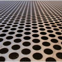 Buy cheap 0.8-100mm Hole Size Round Hole Perforated Metal from wholesalers