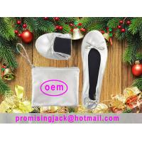 Buy cheap White and Black Ballet Shoes for Christmas Promotion New Gift in a Bag with Best Price from China Factory from wholesalers