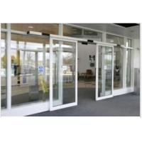 Buy cheap Unique Aluminum Track Automatic Sliding Door ,  hospital auto sliding glass door from wholesalers