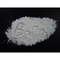 Buy cheap 99.2% Purity Barium Carbonate For Optical Glass And Enamelware Glazing from wholesalers
