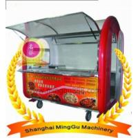 Buy cheap Mobile Snack Cart, Mobile Food Cart, Snack Machine (ce&iso Approval) from wholesalers