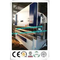 1250 kN NC Hydraulic Press Brake Machine 450 N / mm2 With High Accuracy ISO Manufactures