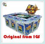 Buy cheap 8P ocean king 2 tiger VS dragon monster revenge Killer Whale fishing season arcade game hot sale from wholesalers