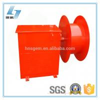 Buy cheap Magnetic Couple Driven Cable Reel Drum,Large Power Supply Cable Reel for Crane from wholesalers
