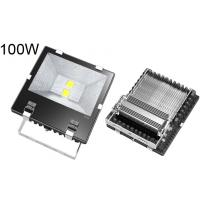 high efficiency 4000K / 5000K Outdoor LED Floodlight with Bridgelux Chip Manufactures