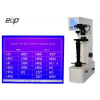 Wholesale 400mm Height Steel Hardness Testing Equipment With Large LCD Screen / Printer from china suppliers