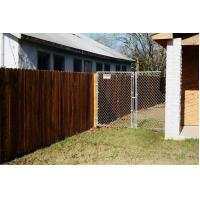Buy cheap ASTM 392 standard chain link fence with 610g zinc coating from wholesalers