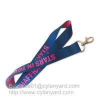 China Cheap Woven Ribbon with Jacquard Logo, Custom Woven Neck Lanyards Supplier China on sale