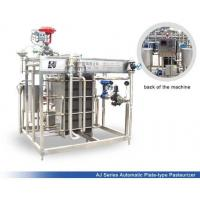 Buy cheap Pasteurizer, Plate-type Pasteurizer, HTST Pasteurizer from wholesalers