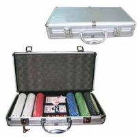 Buy cheap 300pcs Poker Chip Set from wholesalers