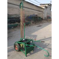 Buy cheap Big power gasoline chain saw wood log cutting machine with best price from wholesalers