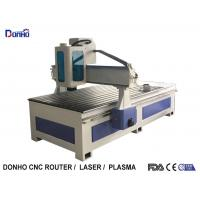 Buy cheap Acrylic Carving CNC Router Milling Machine With T-Slot Table Spindle Protect Shade from wholesalers