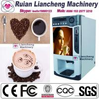 Buy cheap coffee machine water dispenser  raw material 3/1 microcomputer Automatic Drip coin operated instant from wholesalers