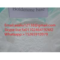 Buy cheap Legal Boldenone Base Steroids Powder Dry Storage pure 99.9% from wholesalers