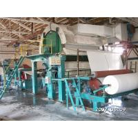 Buy cheap Paper machinery, toilet paper making machine from wholesalers