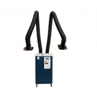 Wholesale PP Hood 2600m3/H Explosion Proof Mobile Dust Eliminator from china suppliers