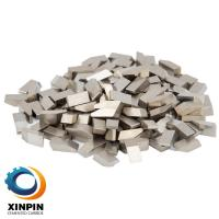 Buy cheap OEM Tungsten Carbide Saw Tips For Wood Working After Over 96 Hours Wet Ball Milling from wholesalers