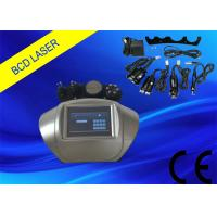 Buy cheap Ultrasound Cavitation Multi Polar RF Cellulite Removal Machine from wholesalers