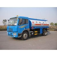 Quality Transporting Petroleum Fuel Oil Tank Truck / Lorry (4x2) 12CBM With ISO9001 for sale