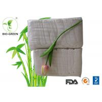 Buy cheap Biodegradable Bamboo Diaper Inserts , 15*36cm Lady Maternity Panty Liners from wholesalers