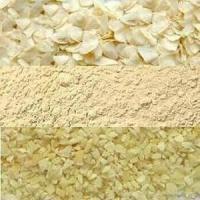 Dehydrated Garlic Flake/Granules/Powder
