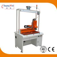 220 / 110V Automatic Screw Nut Heat Inserting Machines Capacity 3500 - 4500 Pcs Manufactures