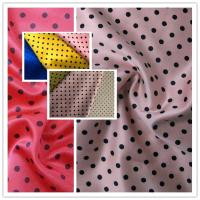 Buy cheap F5150 soft poly satin span full dull printing for lady fashion dress skirt from wholesalers