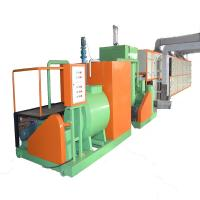 Buy cheap Waste Paper Egg Tray Making Machine / Pulp Molding Equipment Long Life Use from wholesalers