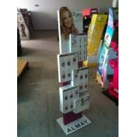 Buy cheap Point of purchase cosmetic display stand with mixed material supplier from wholesalers