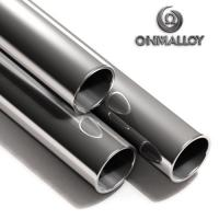 Buy cheap 30mm OD Inconel 625 Tube , High Temperature Metal Alloys For Food Processing from wholesalers