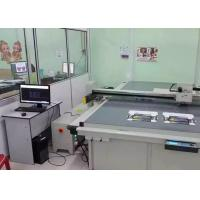 Buy cheap Triple Wall Paper Board Cutting Machine Honeycomb Furniture Sandwich Table Xboard Cutter from wholesalers