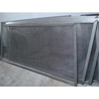 Buy cheap Vibrating Mining Shale Shakers 1.6mm Metal Wire Mesh Screen from wholesalers