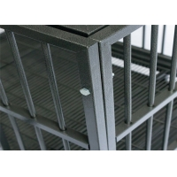 Buy cheap Metal Tube Big Large Dog Cages and Crates (Free Sample, Fast Delivery) from wholesalers