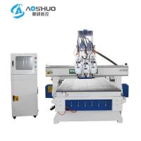 Buy cheap Computer Control CNC Router Wood Carving Machine 2.2kw 3.0 Kw 4.5kw 6.0kw Spindle from wholesalers