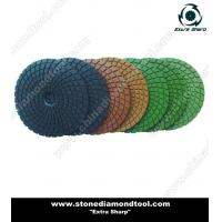 Buy cheap Wet polishing pad from wholesalers