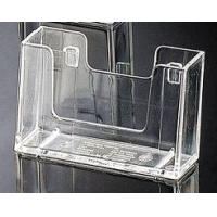 Buy cheap 16 bag counter top acrylic business card holder from wholesalers