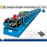 Buy cheap 7.5KW Hydraulic Punching Highway Guardrail Forming Machine For Professional Construction from wholesalers